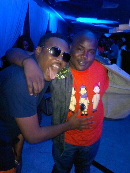 Flowssick and Shola Ajayi (Reel Radio)