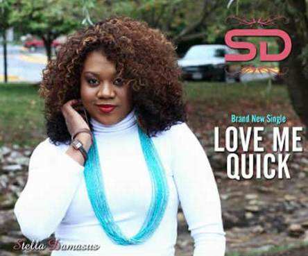 Sultry actress Stella Damasus releases new single - Love Me Quick